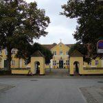 Silkeborgs hovedbygning blev opført af Hans Nicolaj Hoff, efter han havde erhvervet en del af Skanderborg rytterdistrikt i 1767. Foto: Bent Olsen 2013.