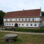 Brejninggård er opført i 1500-tallet og er en af de ældste herregårde i Vestjylland. Foto: Bent Olsen, 2013.