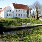 I april 2008 kunne den nyrestaurerede herregård igen åbnes for publikum. Foto: Helle Henningsen.