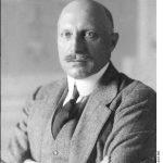 Martin von Jenisch opnåede barontitel i 1906. Her er han fotograferet 1913 efter han havde fratrådt sin stilling som diplomat og trukket sig tilbage til godset Blumendorf i Holsten. Foto: Scherl