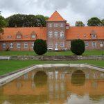Hald hovedgård med spejldam. Foto: Bent Olsen 2013