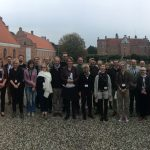 The European Network for Country House and Estate Research (ENCOUNTER) was founded during the network's first conference at Gammel Estrup in 2015. Photo: Gammel Estrup - The Manor Museum.